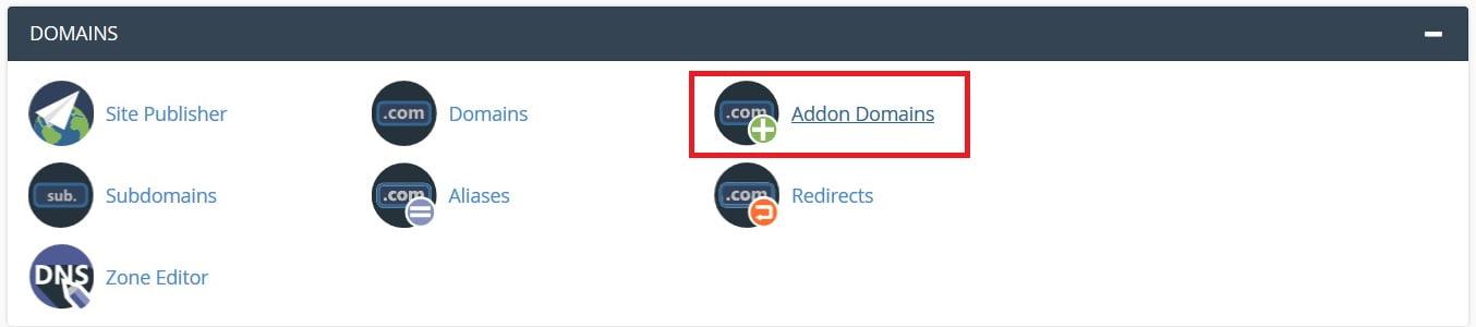 Addon Domain چیست؟